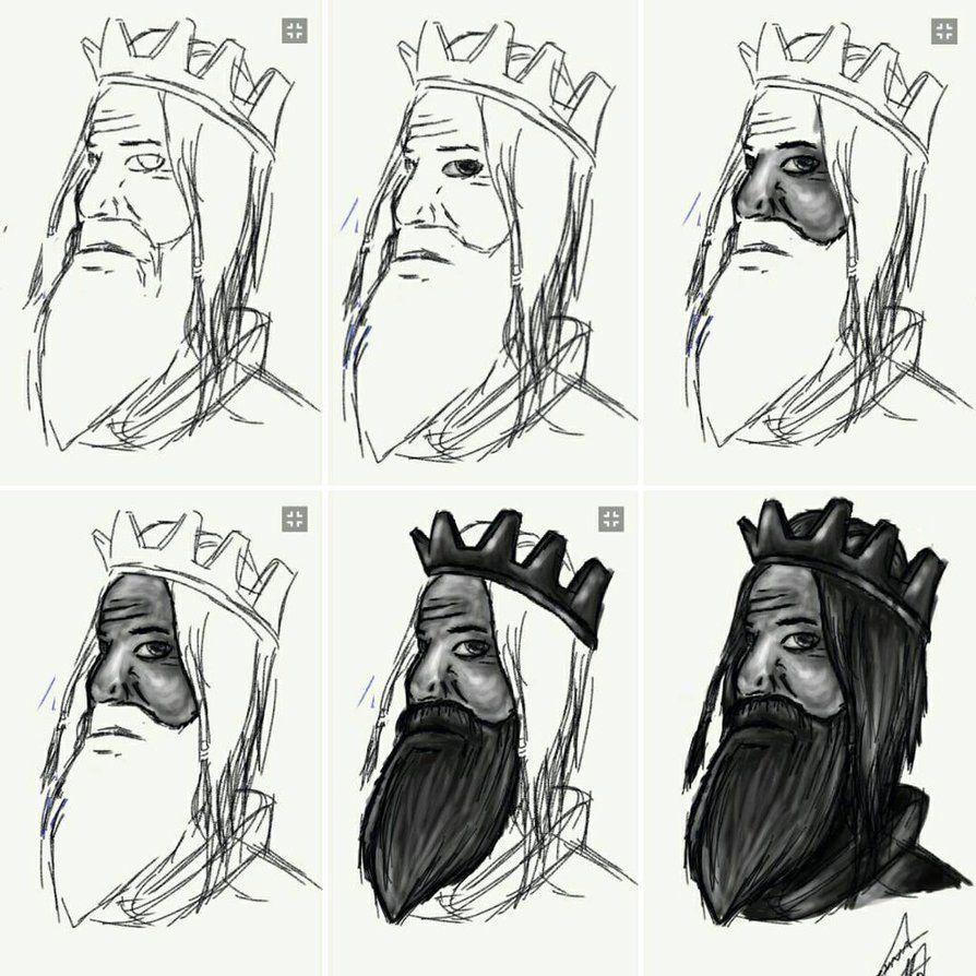 The king of Gears by DeividTheHatter | King, Gears, Humanoid