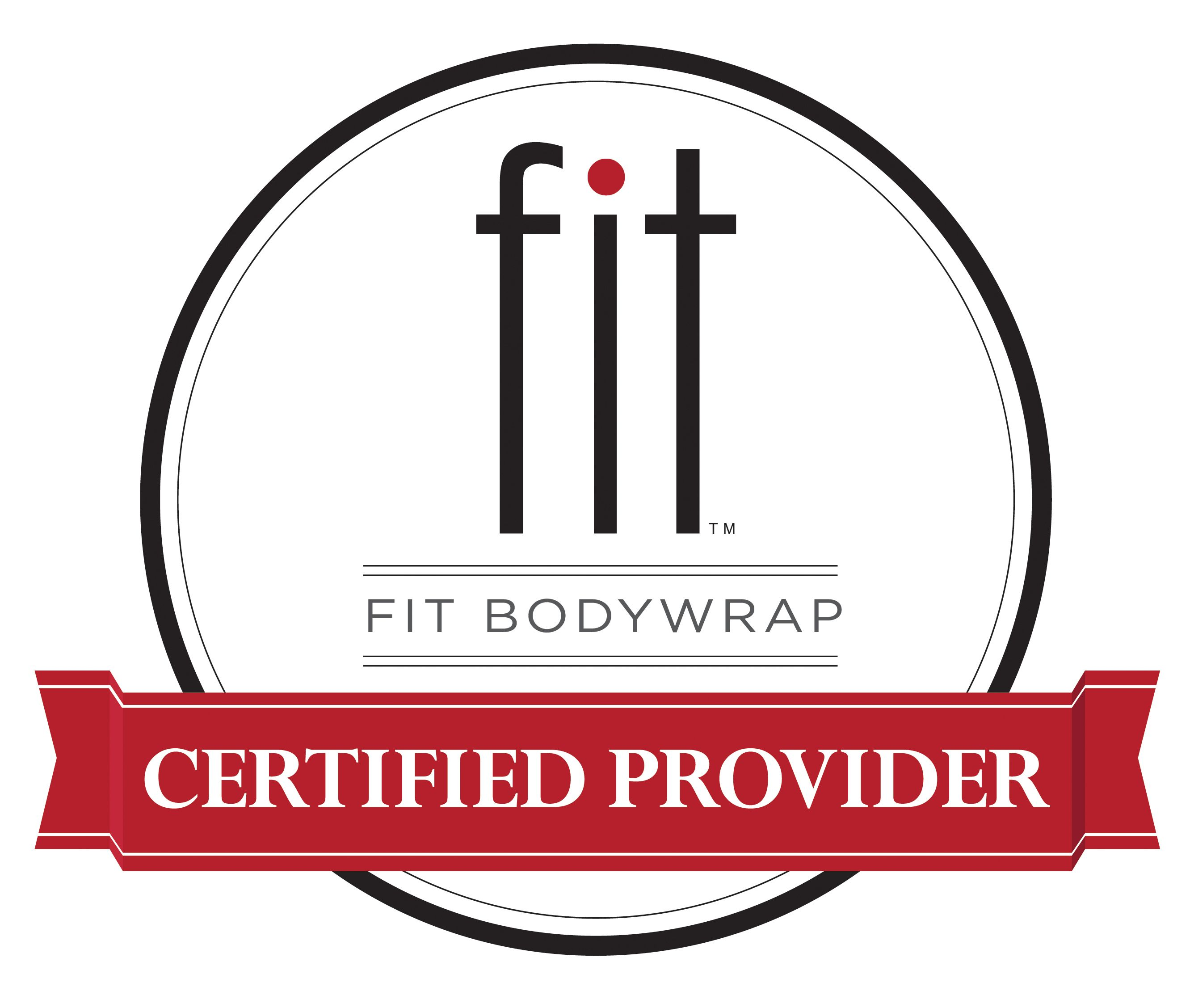 a FIT Bodywrap certified provider today! We offer
