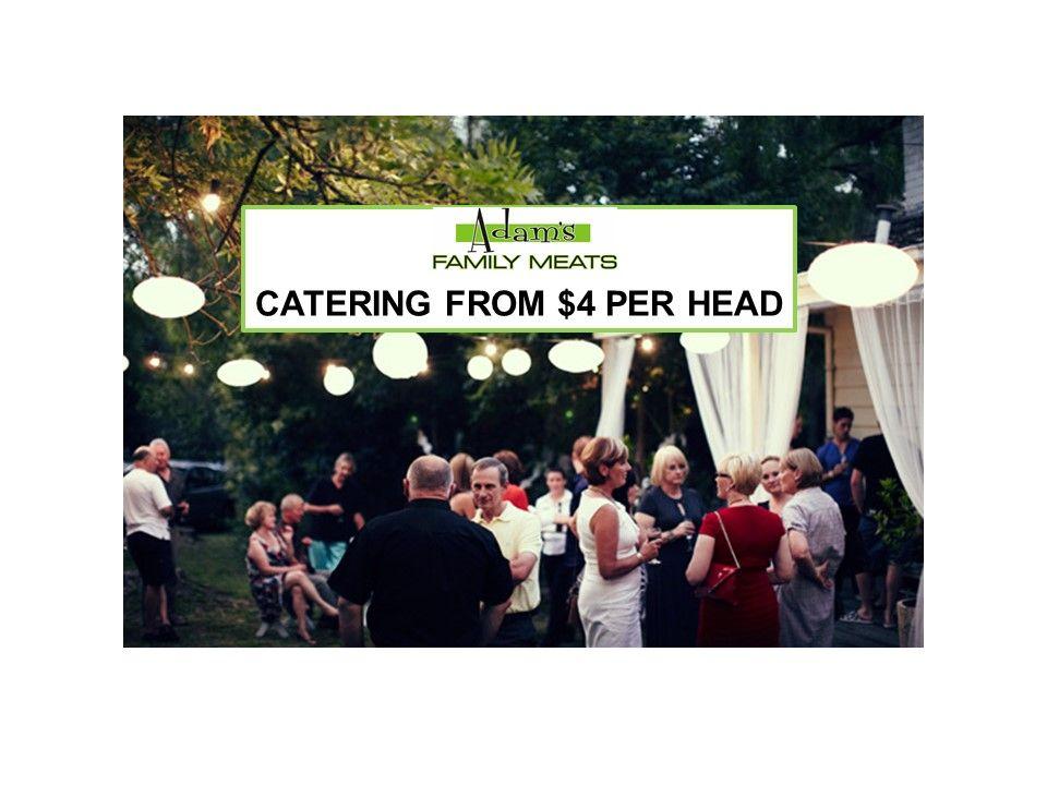 http://adamsfamilymeats.com.au/category/catering-newcastle/ #adamsfamilymeats #partyfood #catering #backyardparties