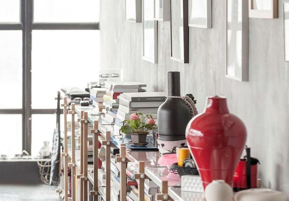 Industriele Loft Woonkamer : Dit industriele loft is pure mannelijkheid en een industrieel