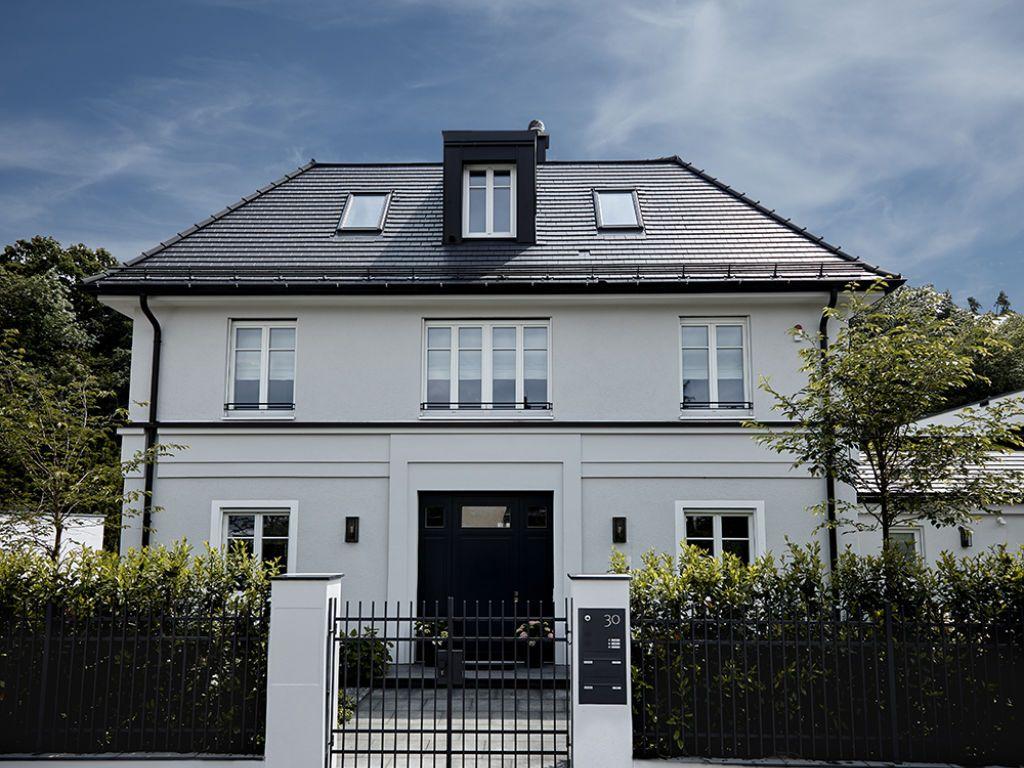 Klassische Luxusvilla in Grünwalder Bestlage - provisionsfrei für den Käufer
