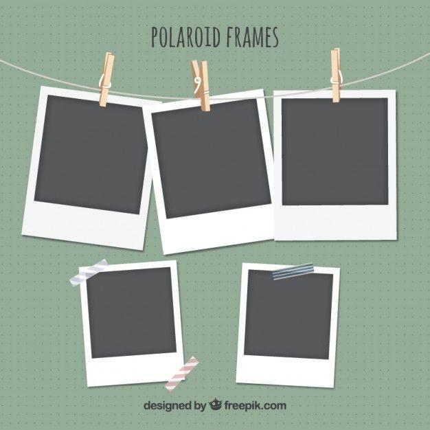 Polaroid Frame, Polaroid Picture