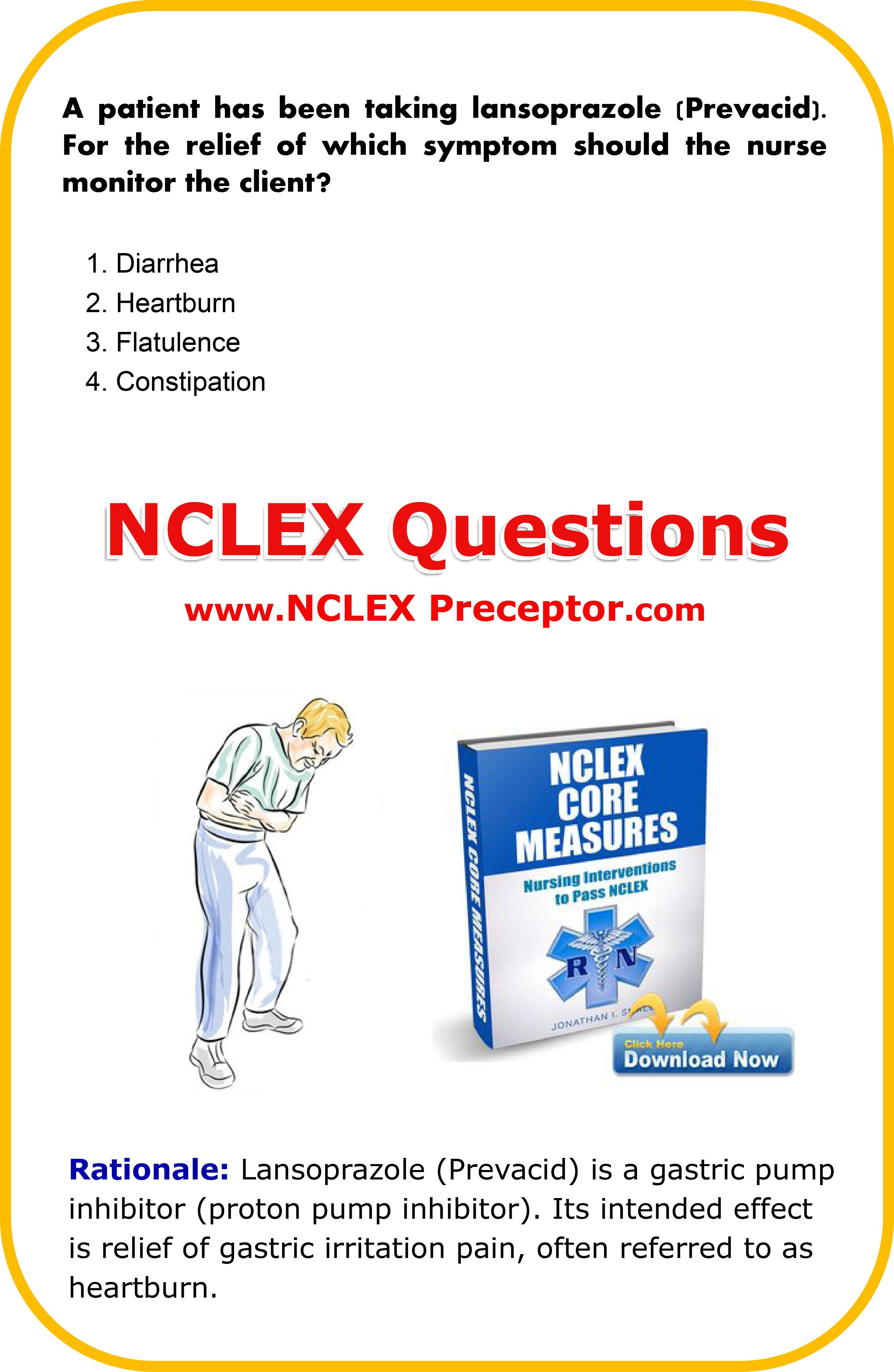 NCLEX tips on nursing care plans: NCLEX review questions to