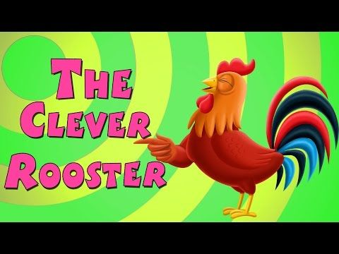 Telugu Padyalu: The Clever Rooster English Short Stories For