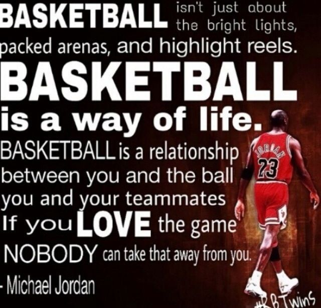 Ball Is Life Basketball Quotes. QuotesGram