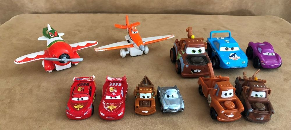 cars disney pixar lot