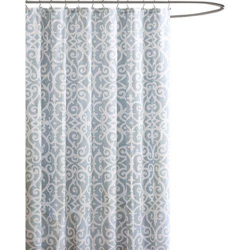 Found It At Wayfair Elena Cotton Shower Curtain Shower Curtain