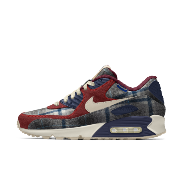 Chaussure personnalisable Nike Air Max 90 Pendleton By You