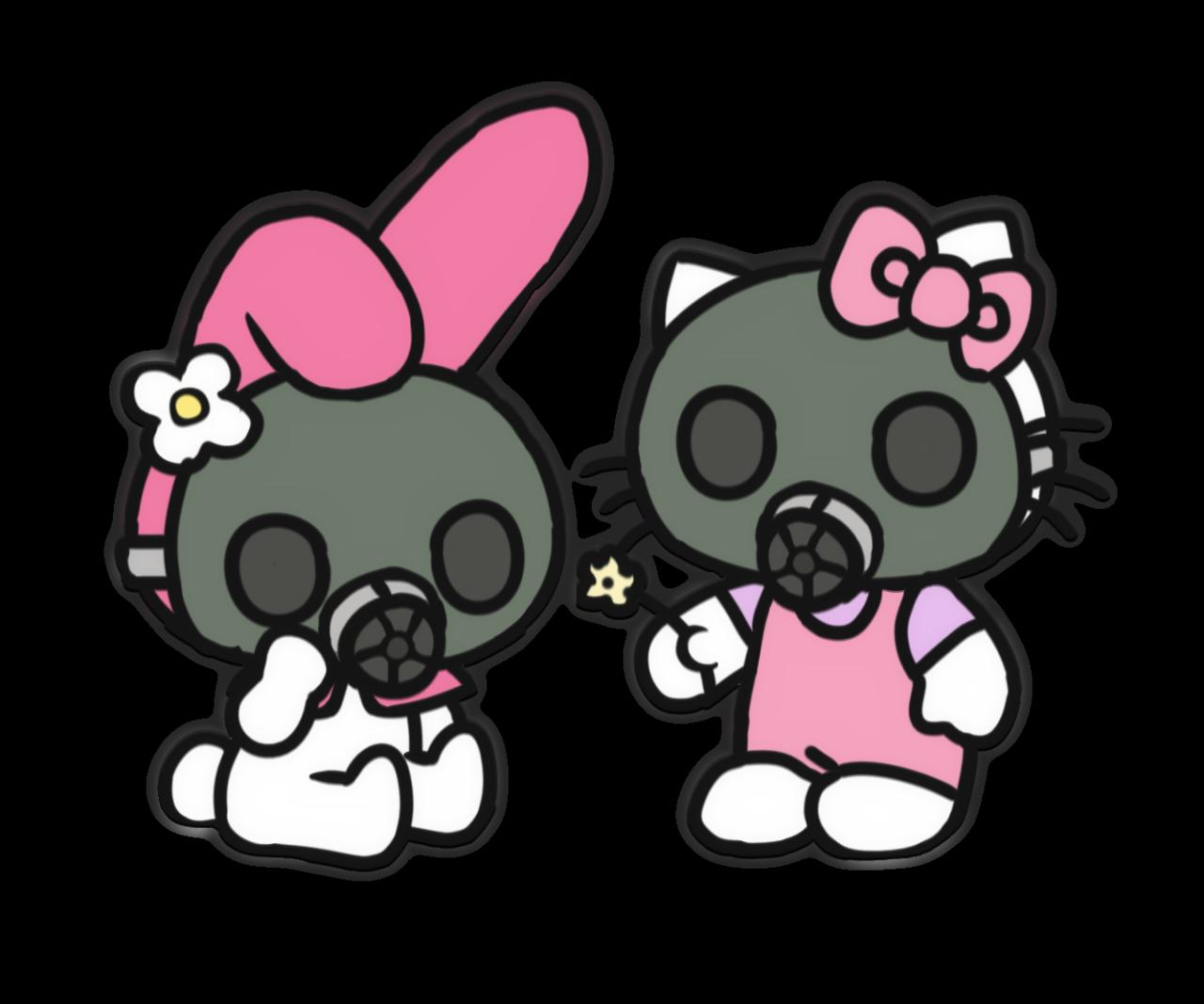 Hello Kitty Aesthetic Icon