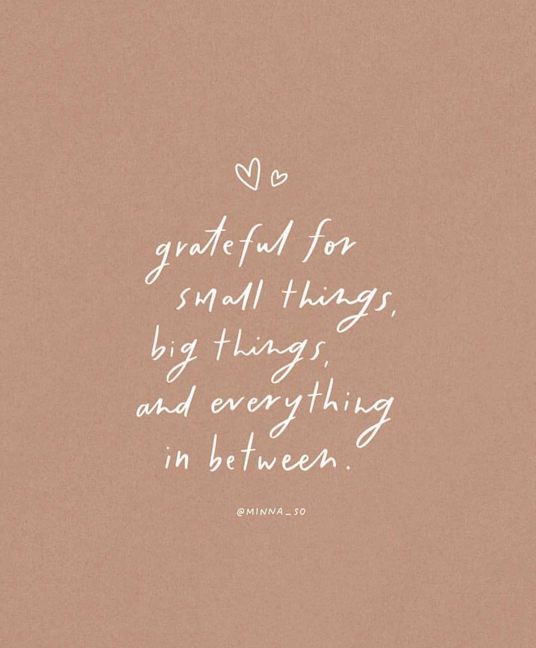 a gratidão só traz coisas bonitas ✨ #grateful