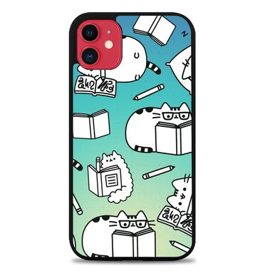 Pusheen Coloring Book S0105 Iphone 11 Case Coloring Books Iphone 11 Samsung Galaxy
