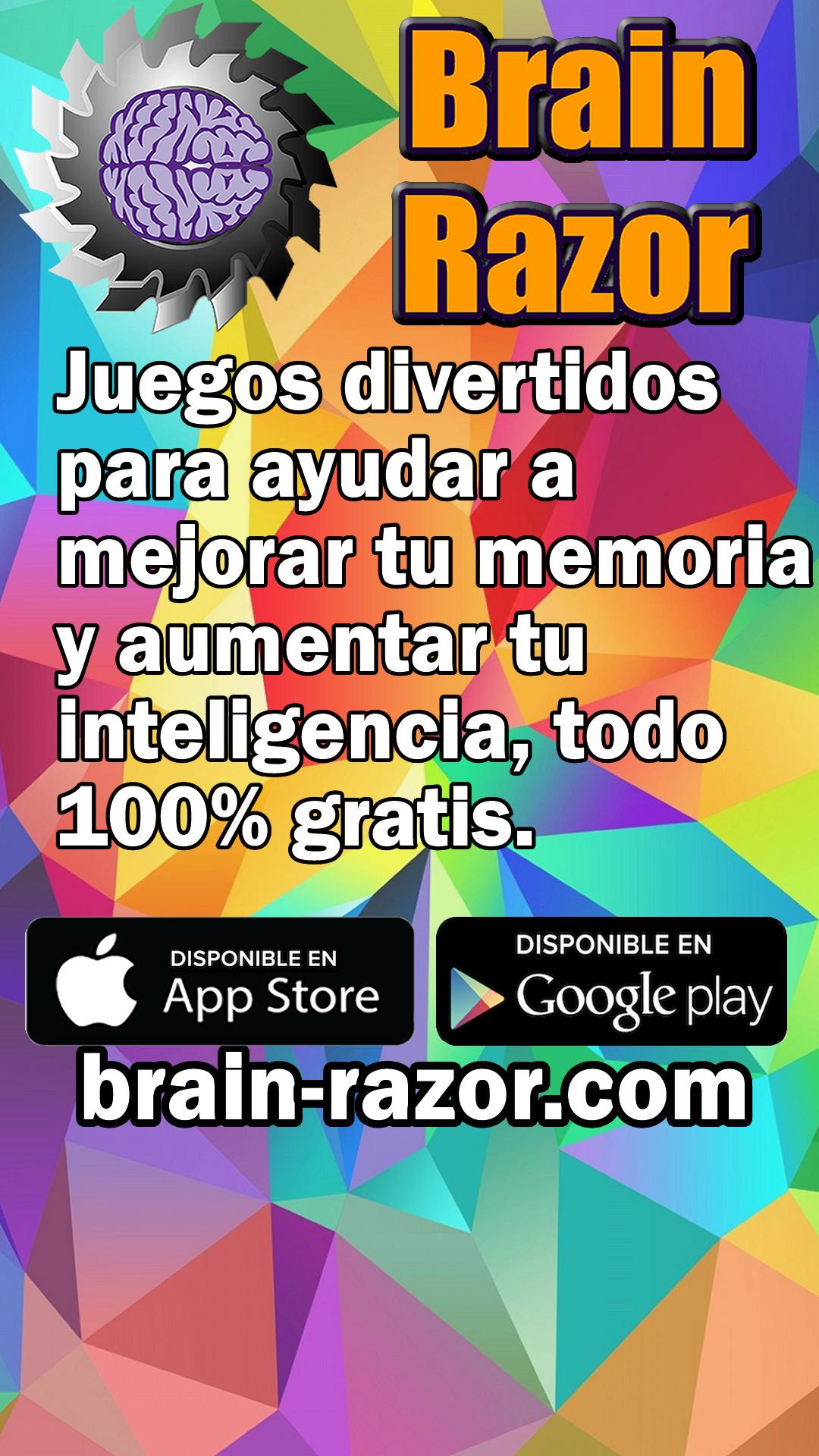 Brain Razor El Mejor Juego De Entrenamiento Cerebral Juego