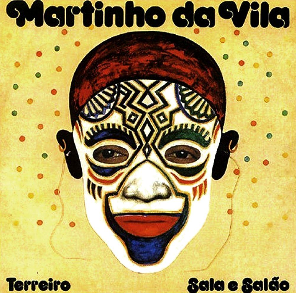 Terreiro Sala E Salao Martinho Da Vila 1979 Martinho Da