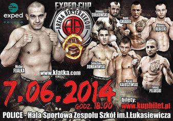 Arena Berserkerów 6: Exped Cup Ergebnisse - Results
