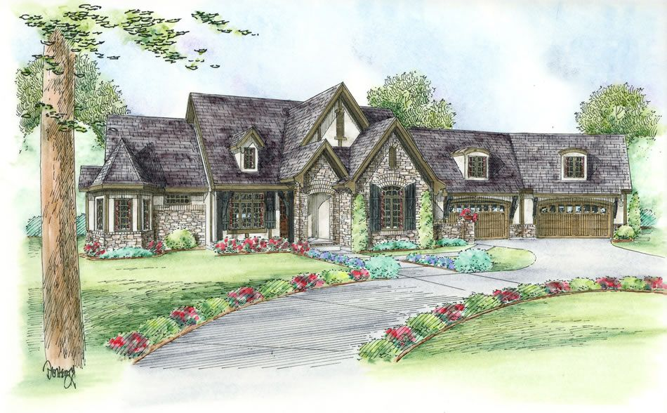 Custome Home Design From Shcolz Design   The Tuxedo Park From Joe St. Jean  At Scholz Design