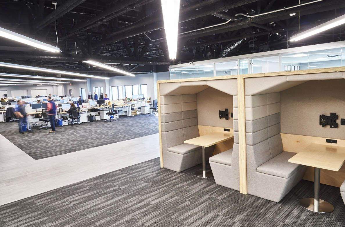 7 Modern Office Design Concepts To Attract The Best Employees Ri Group Office Design Concepts Modern Office Design Office Design