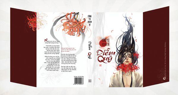 艳鬼 - Diễm Quỷ cover by Mii Ara, via Behance