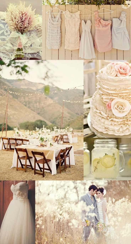 Fall outdoor wedding dresses  Pin by Lindy Reilley on Wedding Ideas  Pinterest  Weddings