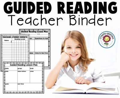 Create abilities  from  Guided Reading Teacher Binder on TeachersNotebook.com -  (127 pages) - This set has 73 pages of guided reading lesson plans, data tracking sheets, student forms, and binder covers that will help you plan and manage your guided reading groups.