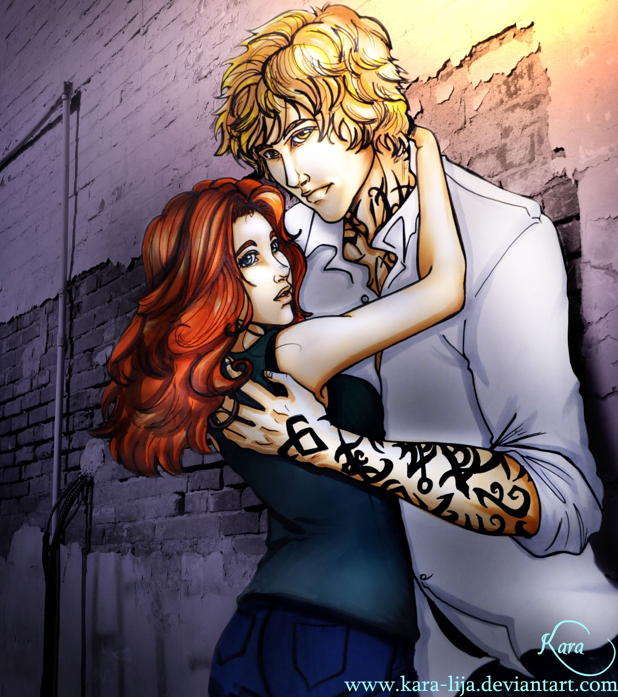 mortal instruments   Mortal Instruments Clary and Jace