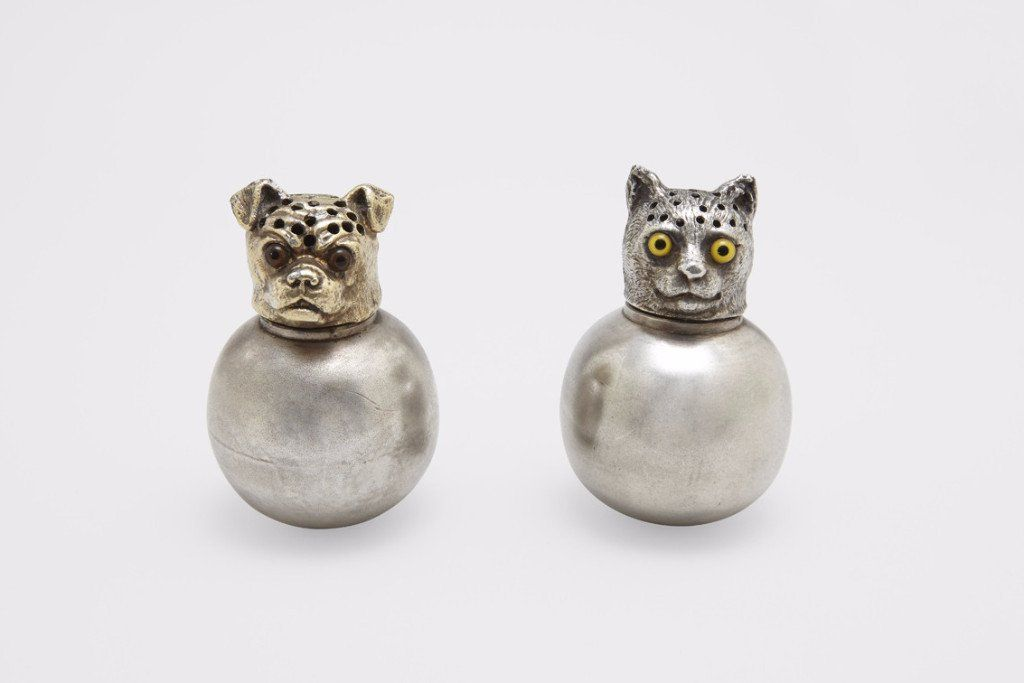 Salt and Pepper Weighted Shakers
