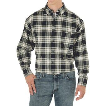 3215ff5d78 Wrangler George Strait by Western Shirt - Long Sleeve (For Men)