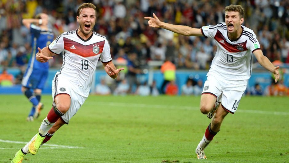 Germany Beat Argentina In Extra Time Claim Fourth World Cup Title World Cup World Cup Champions World Cup Winners