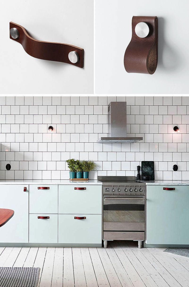 8 Kitchen Cabinet Hardware Ideas For Your Home  Modern