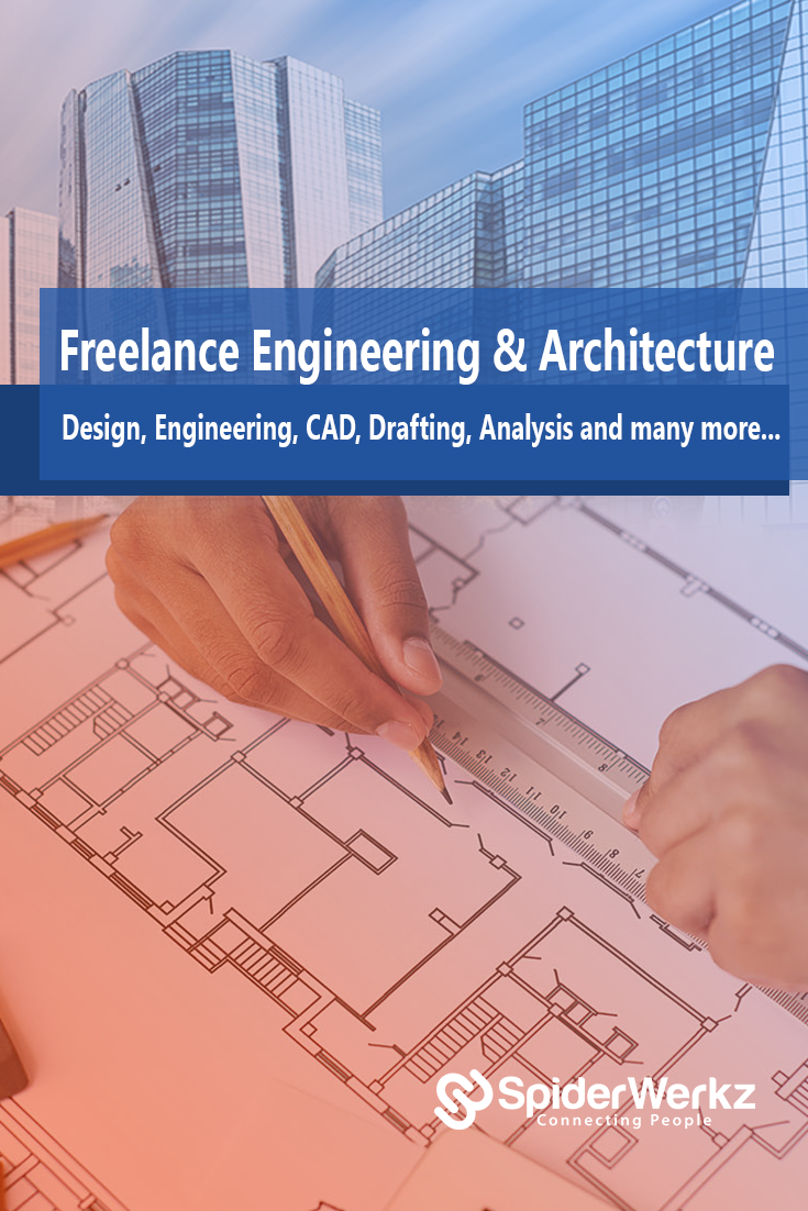 Find Engineering And Architect Professionals Consultants Freelancers Contractors And Get Your Job Done Remotely Online Engineering Online Jobs Architecture