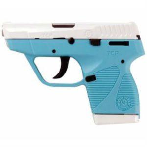 blue and white taurus tcp 380 | Taurus 738 TCP 380 White