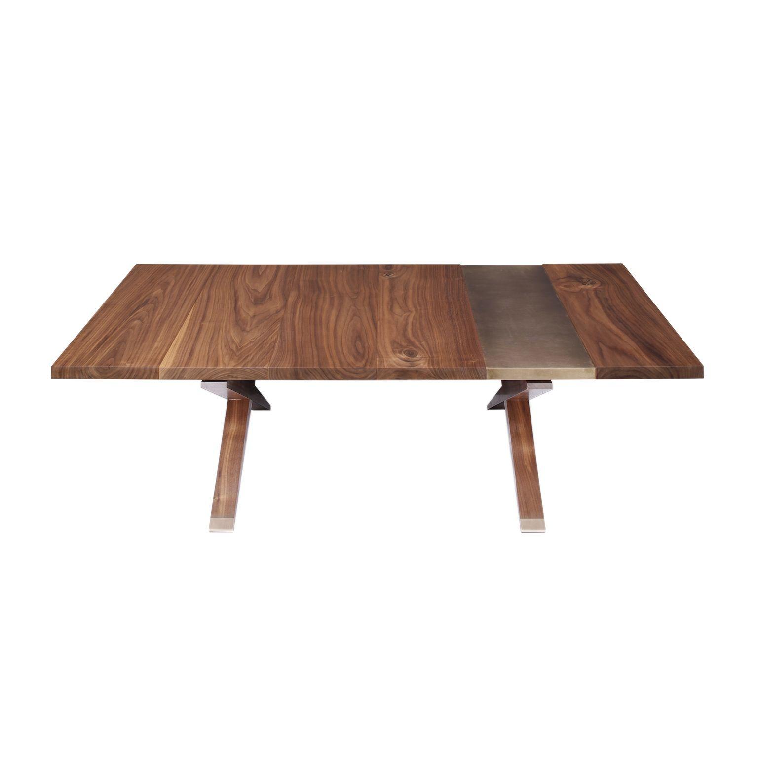 Dering Hall Coffee table, Walnut coffee table, Table