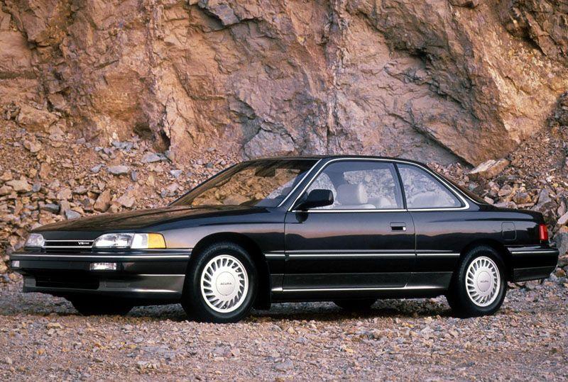25 Years Of Acura Acura Connected Acura Legend Acura Honda Legend