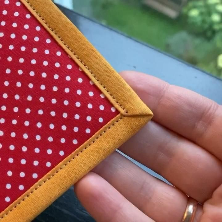 The Easy Way To Bind Quiet Book Page Edges | Tutor