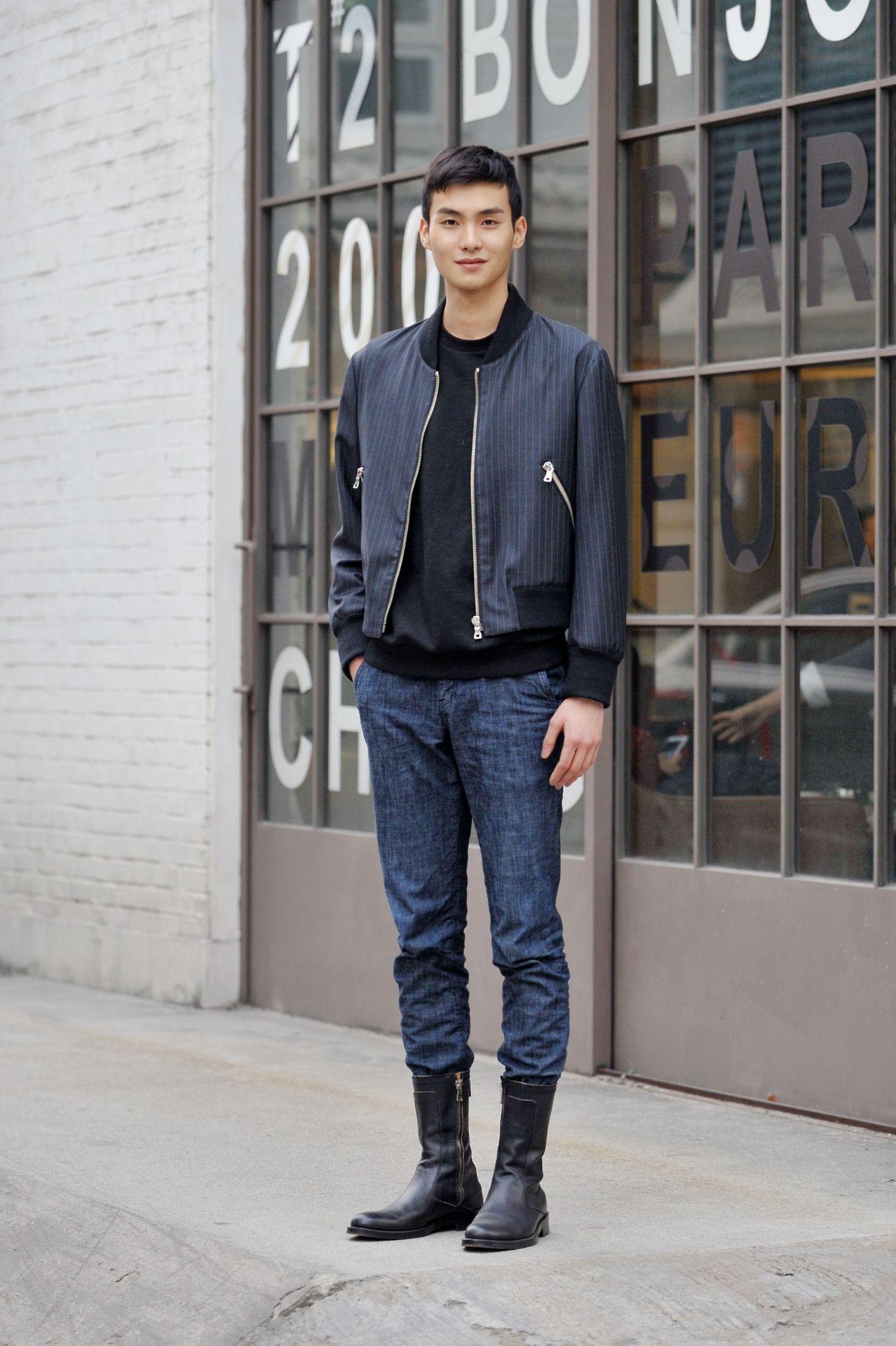 https://www.tumblr.com/search/men's korean fashion.. he's ...