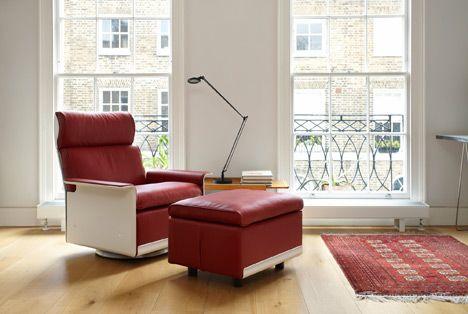 Good Design Is Long Lasting: Vitsoe Reintroduces Dieter Rams-Designed 620 Chair Program