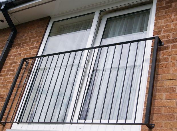 For main bedroom tilt slide patio doors first floor for French juliet balcony