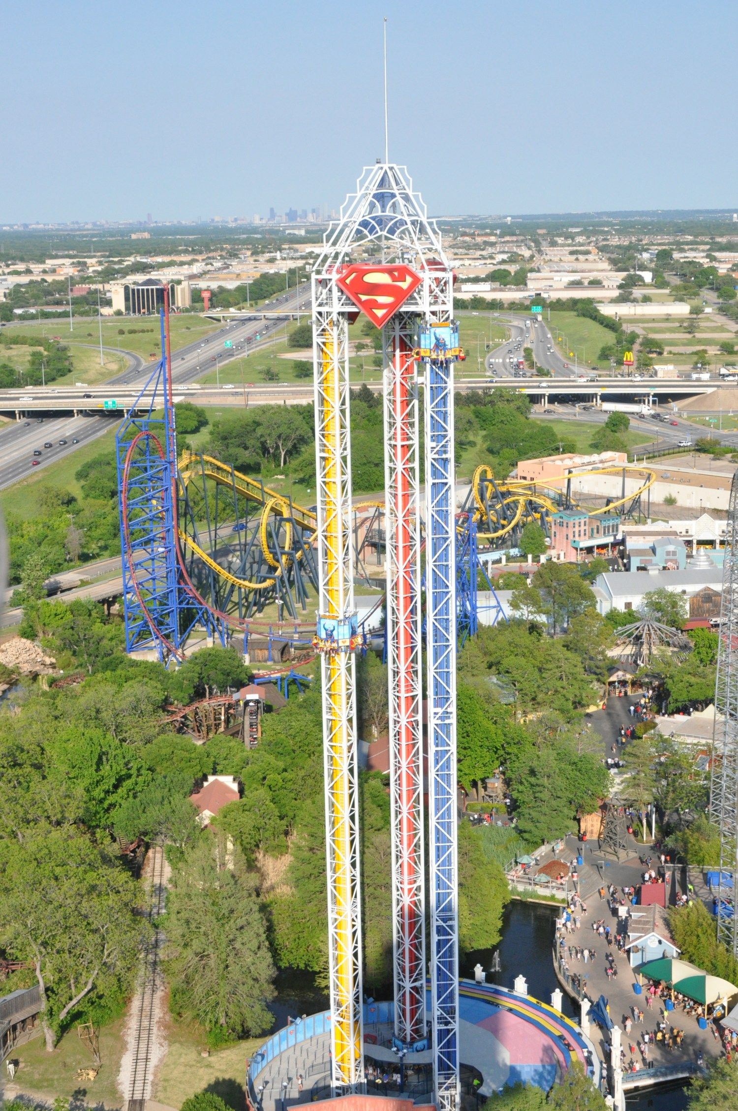 Six Flags Over Texas Arlington Address Phone Number Amusement Theme Park Reviews Tripadvisor Six Flags Over Texas Six Flags Great Adventure Six Flags