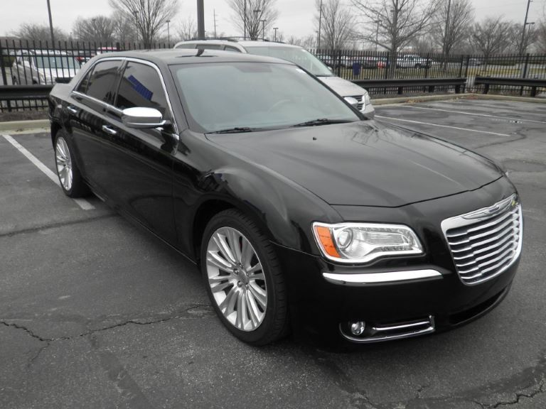2013 Chrysler 300 C 4D Sedan Chrysler 300, Chrysler 2017