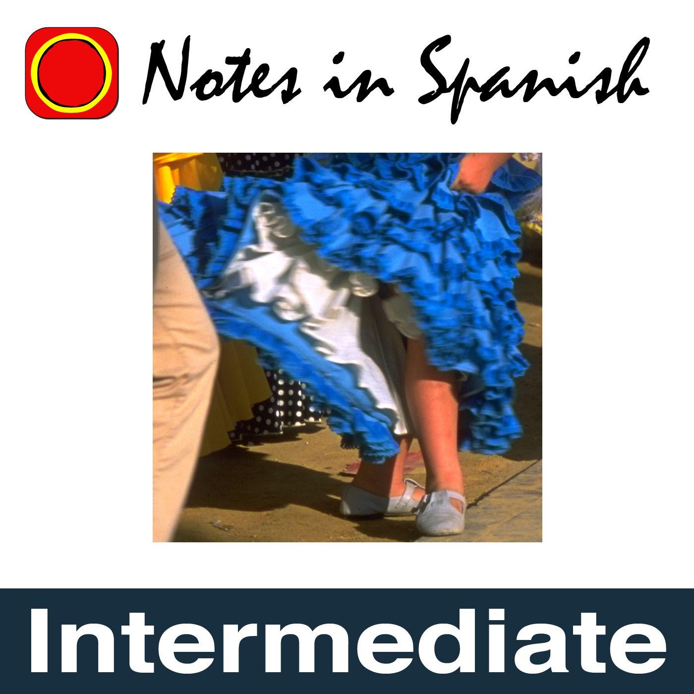 Notes In Spanish Intermediate A Podcast For Intermediate