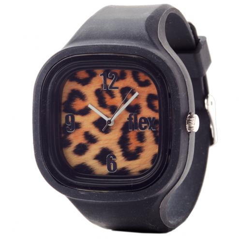 Leopard Flex Watch
