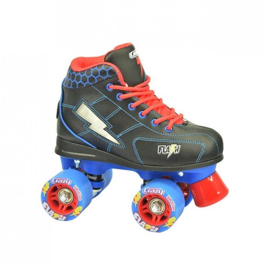 Crazy Flash Light Up Kids Skate Kids Roller Skates Kid Shoes