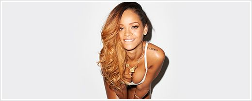 Rihanna by Terry Richardson (Outtakes) on http://inkbutter.com