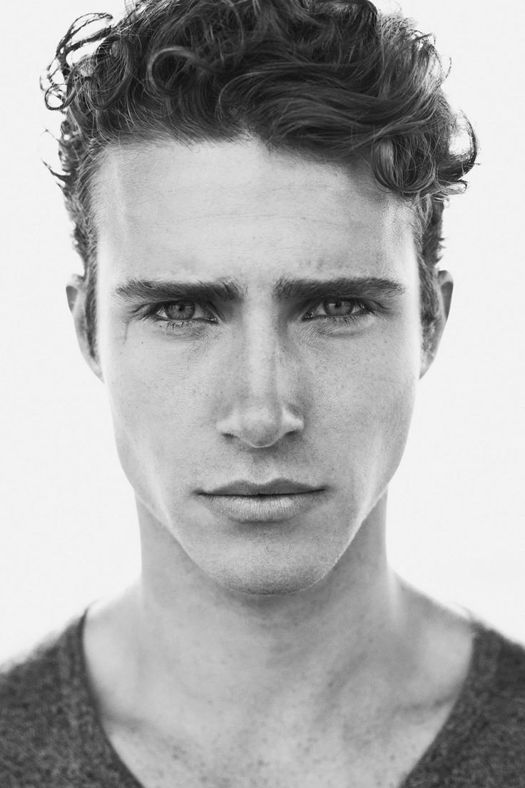 Strangeforeignbeauty Male Face Drawing Male Face Portrait
