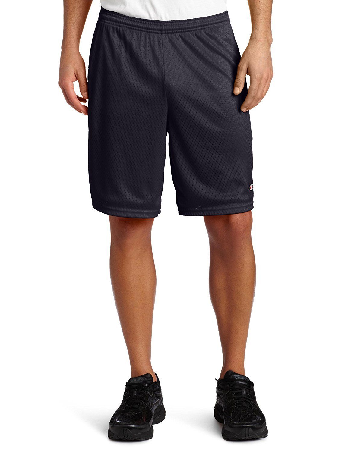 74d9ac973bf6 100% Polyester Imported shorts closure Machine Wash Lightweight breathable  mesh short featuring logo at left hem and covered elastic waistband  Internal ...