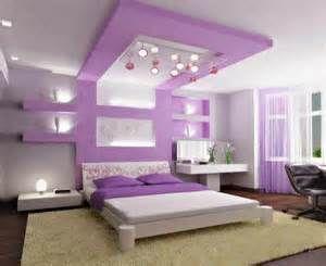 Luxus Lila Schlafzimmer Bett Kopfteil Originell Design Beleuchtung