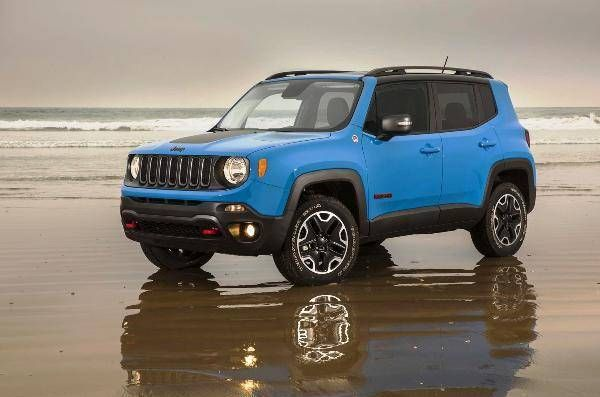 Teste Jeep Renegade Acelera Na California Jeep Renegade Jeep