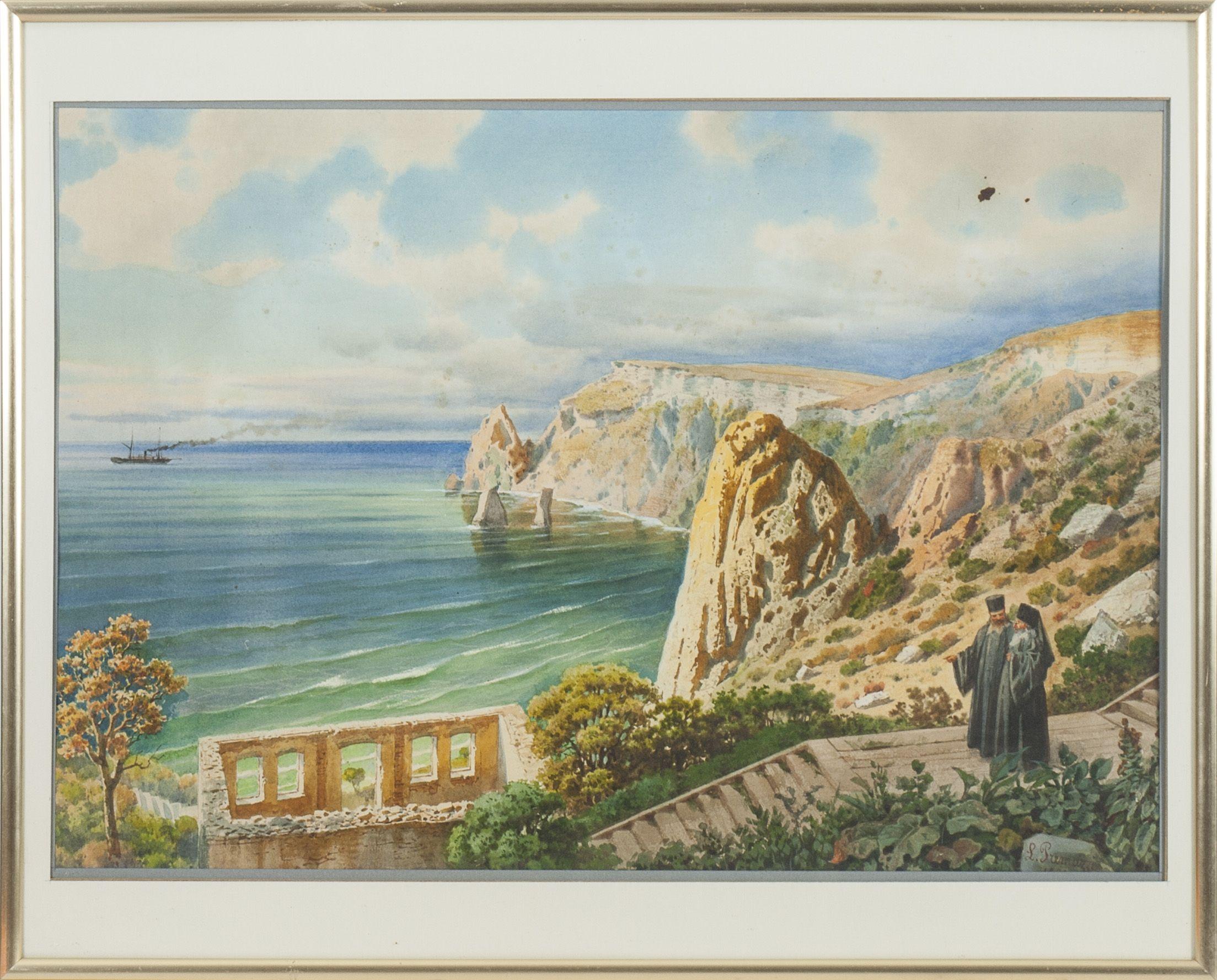 открытки крымские пейзажи уходил нее, возвращался