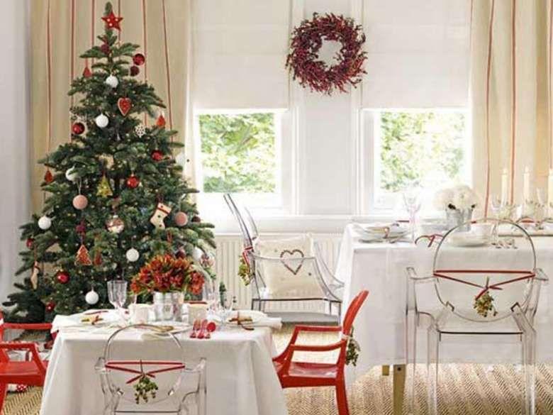 Sedie Decorate Per Natale : Le sedie a natale natale nel natale