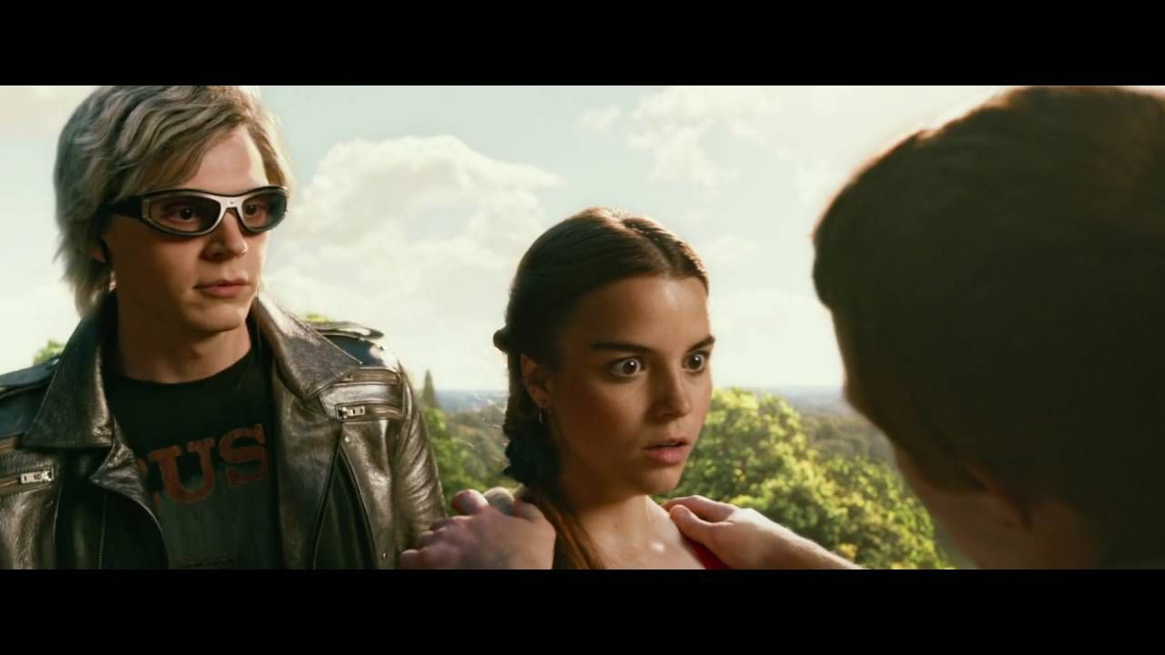 X Men Apocalypse Quicksilver Extraction Scene Hd Best Quality X Men Apocalypse X Men Apocalypse