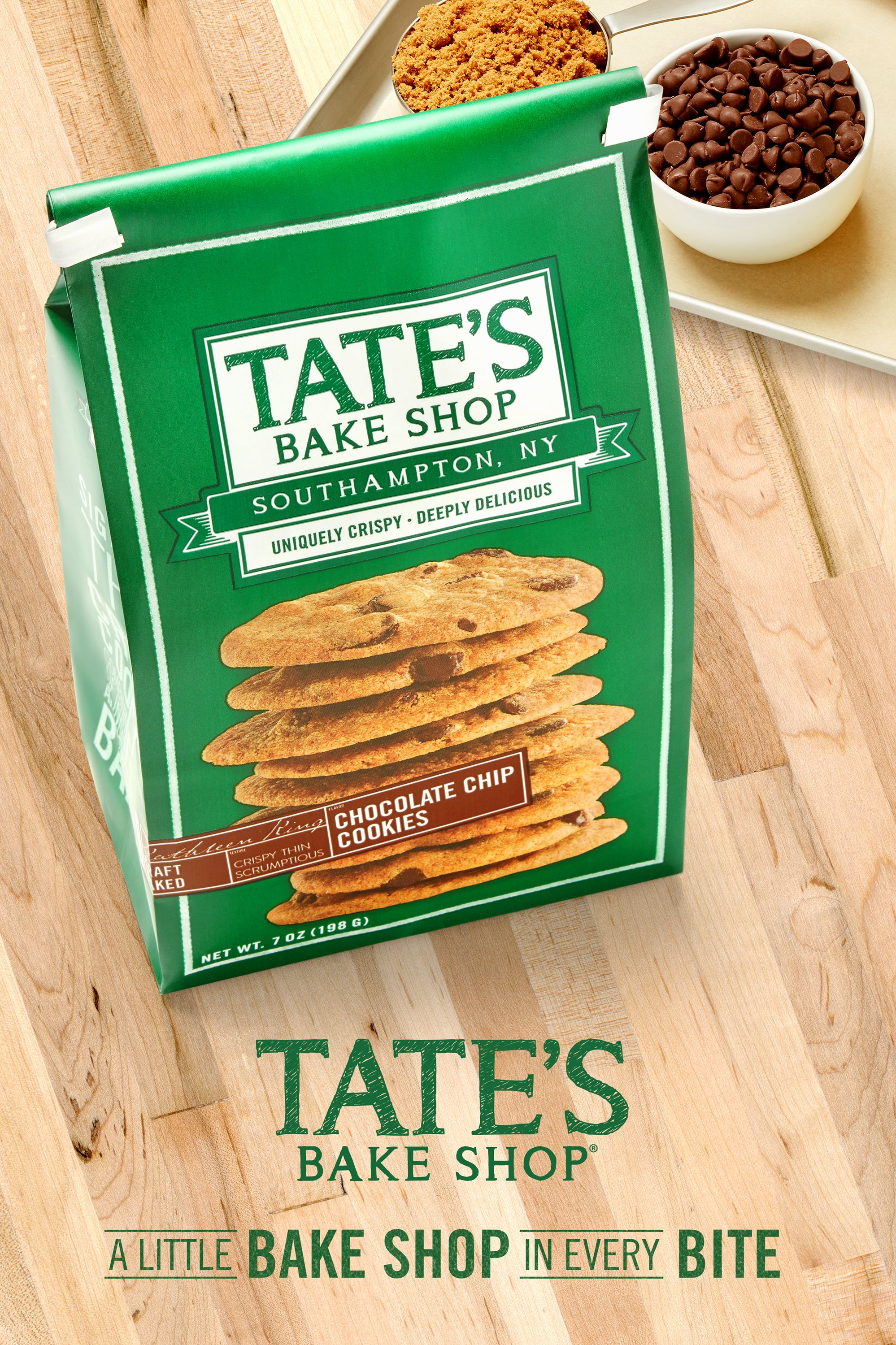 Taste A Little Bake Shop In Every Bite With Tate S Bake Shop S